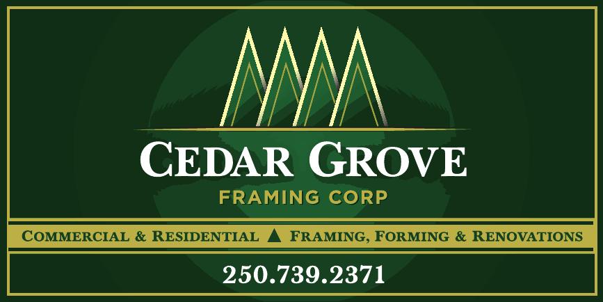 Cedar Grove Framing